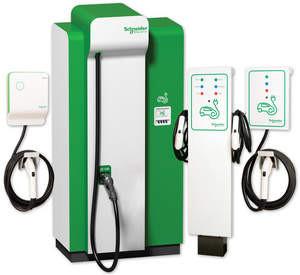 EVlink - Die Ladelösung für Elektroautos - Schneider Electric